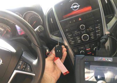 Autókulcs programozás (5)