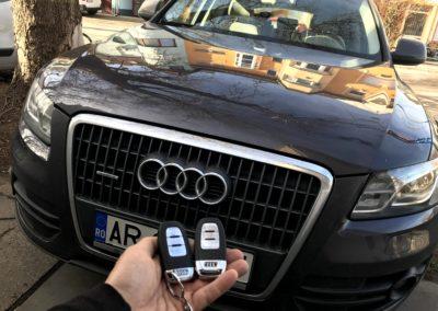 autó kulcs prog. q51